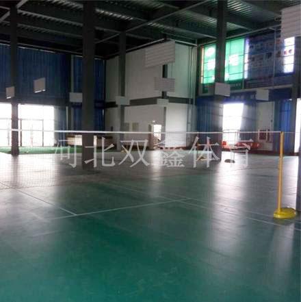 羽毛球馆PVC运动地板